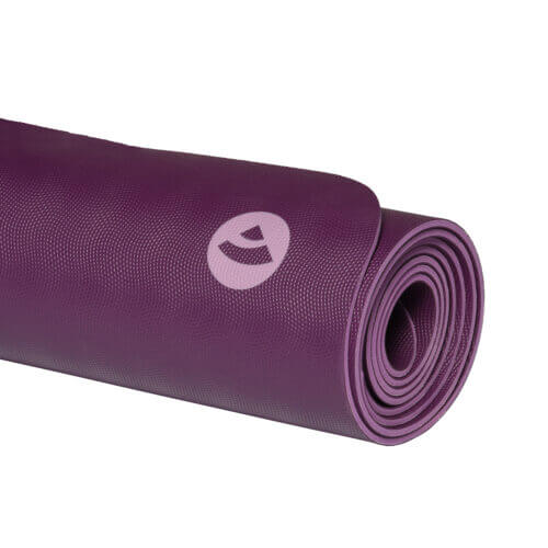 Tapete de yoga Ecopro - 4mm borracha natural
