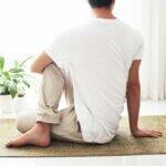 Tapete de yoga Juta Pro 4mm