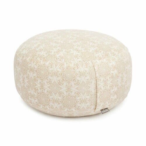 almofada de meditação ecru