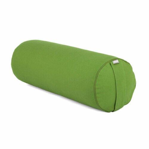 yoga bolster suporte basic verde