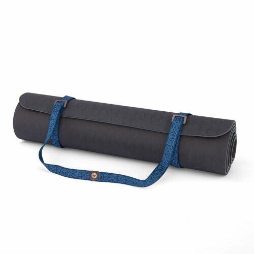Alça para tapete de yoga ETHNO azul