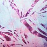 Toalha de Yoga Antiderrapante Art Collection tribal folha do artico 3
