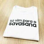 Camiseta Savasana