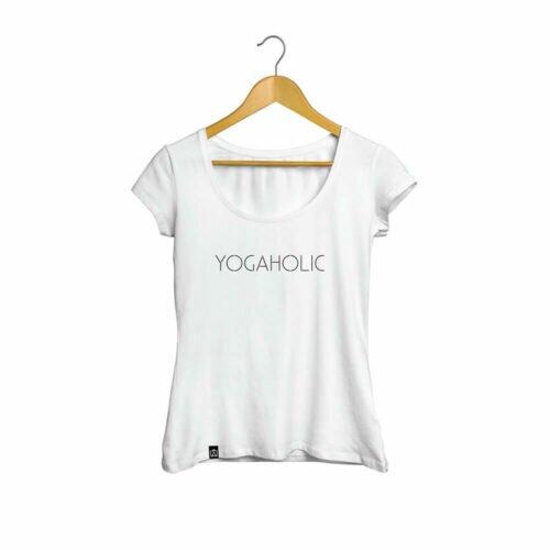 Camiseta Yogaholic