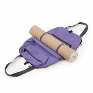 Tapete de yoga Ecopro - 4mm borracha natural 11
