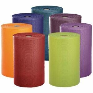 Rolo de tapete de yoga Asana - 30m 4.5mm PVC ecológico 17