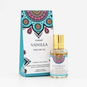 Perfume Indiano Baunilha Goloka 4