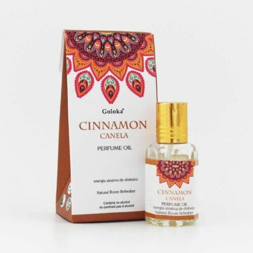 Perfume Indiano Canela Goloka