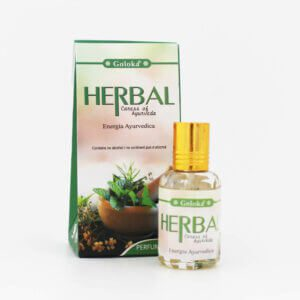 Perfume Indiano Herbal Goloka 19