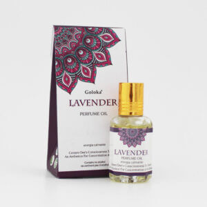 Perfume Indiano Lavanda Goloka 11