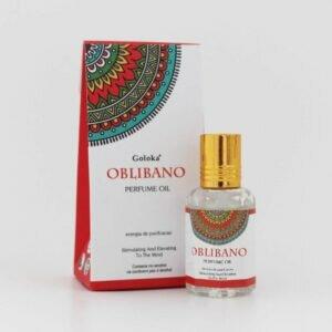 Perfume Indiano Olíbano Goloka 23