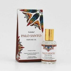 Perfume Indiano Palo Santo Goloka 22