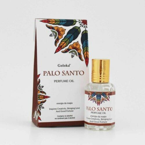 Perfume Indiano Palo Santo Goloka