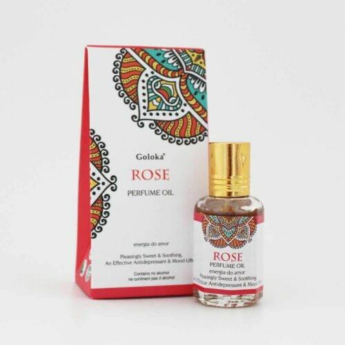 Perfume Indiano Rosa Goloka