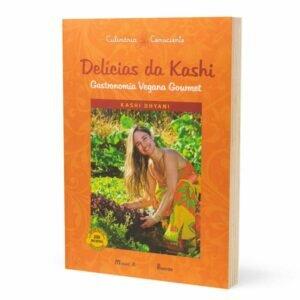 Livro - Delícias da Kashi - Gastronomia Vegana Gourmet 17