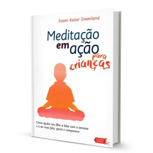 Livro - Meditação em Ação para Crianças