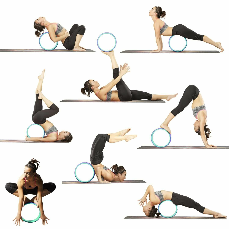 Roda de Yoga Samsara Mandala PU 1