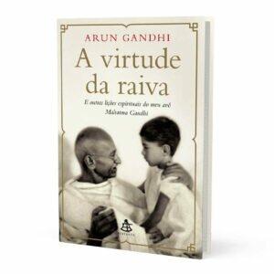 Livro - A Virtude da Raiva 3