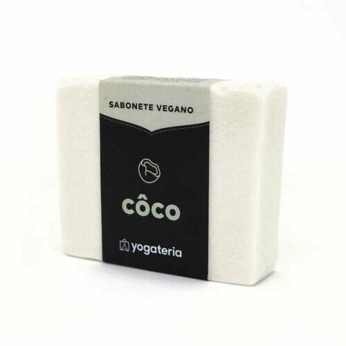 Sabonete Vegano Coco