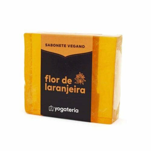 Sabonete Vegano Flor de Laranjeira