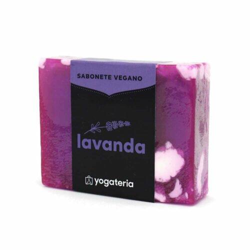 Sabonete Vegano Lavanda