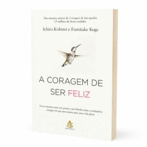 Livro - A coragem de ser feliz 15