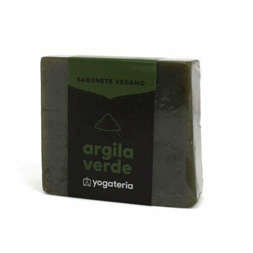 Sabonete Vegano Argila Verde