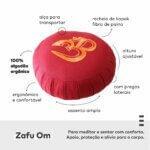Zafu Eco Om – Almofada pufe