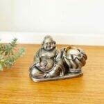 Estátua Buddha da Felicidade