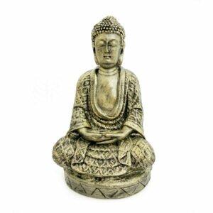 Estátua Buddha da Medicina - Bronze 11