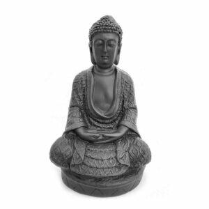 Estátua Buddha Meditando - Dhyana Mudra 12