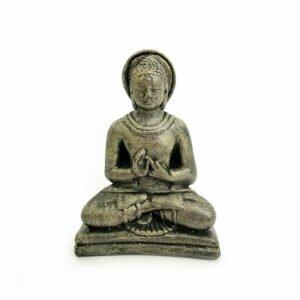 Estátua Buddha Ensinamento - Dharmachakra Mudra 4