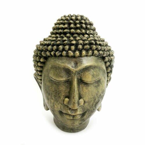 Estátua Cabeça de Buddha