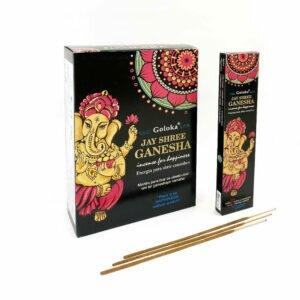 Incenso Massala Jai Shree Ganesha Goloka 22