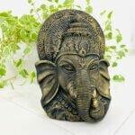Estátua Cabeça de Ganesha