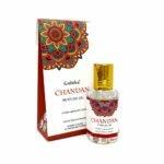 Perfume Indiano Chandan Sândalo Goloka