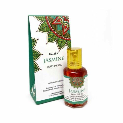 Perfume Indiano Jasmim Goloka