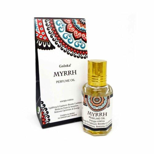 Perfume Indiano Mirra Goloka