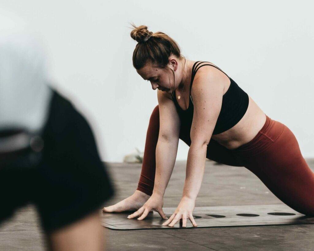 Flexibilidade do quadril