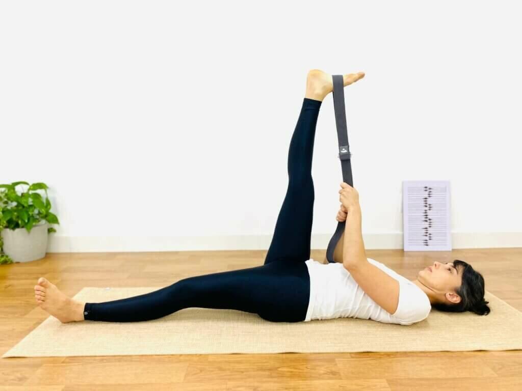 yoga para alongamento