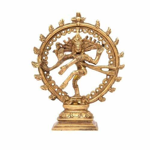 Estátua-Shiva-Nataraja-Bronze-yogateria