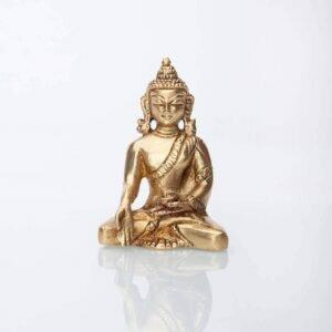 estatua-buda-meditando-pequeno-yogateria