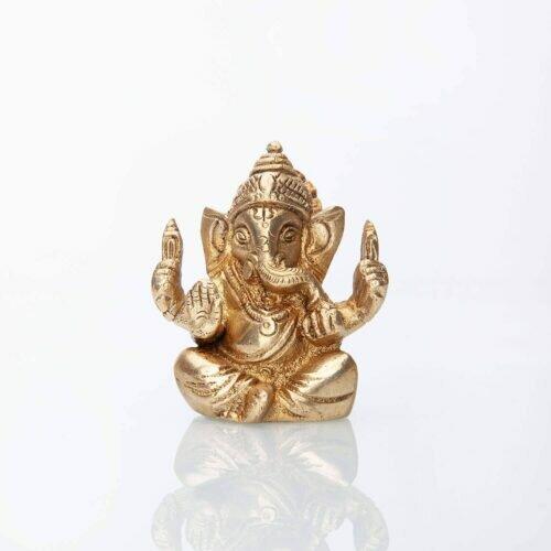 estatua-ganesha-pequena-dourada-yogateria